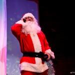 Kenneth as Circus Santa